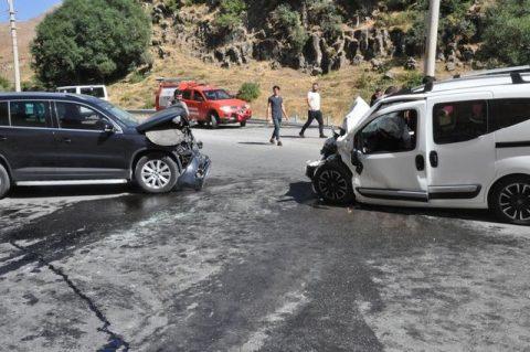 Ölümlü Trafik Kazaları